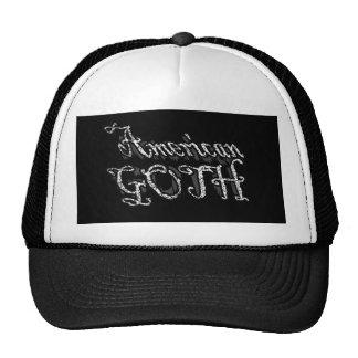 American Goth gothic girls an guys Trucker Hat