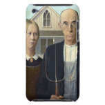 American Gothic by Grant DeVolson Wood iPod Case-Mate Cases