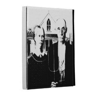 American Gothic iPad Folio Case