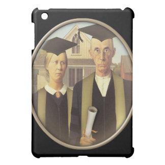 American Gothic Graduate Cameo iPad Mini Case