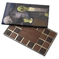 American Gothic Halloween 45 Piece Assorted Chocolate Box