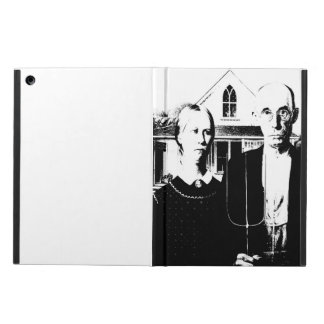 American Gothic iPad Air Covers