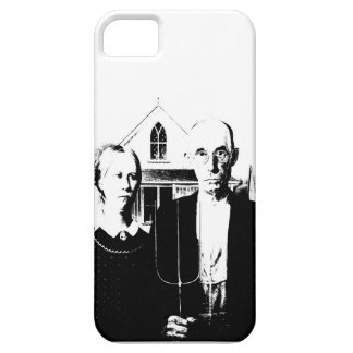 American Gothic iPhone SE/5/5s Case