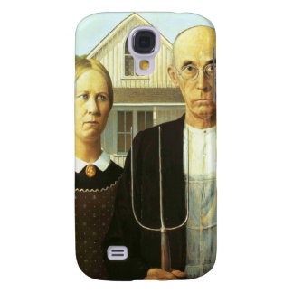 American Gothic Samsung Galaxy S4 Cover