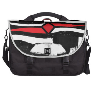 American Gothic-The King Of Diamonds Laptop Shoulder Bag
