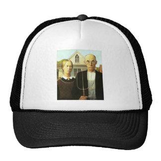 American Gothic Trucker Hat