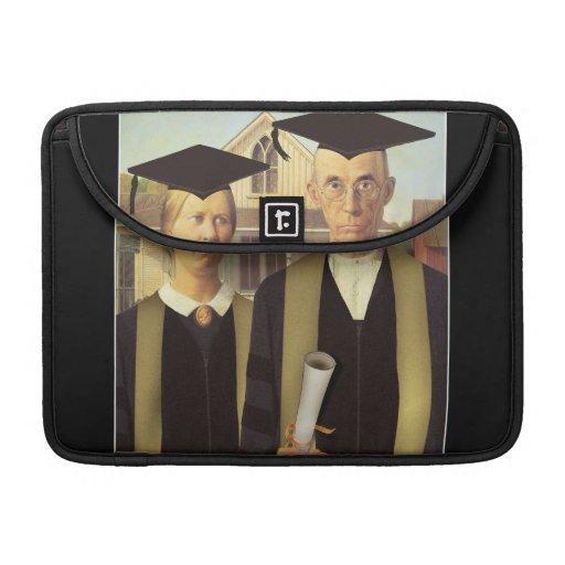 American Graduate Sleeves For MacBook Pro