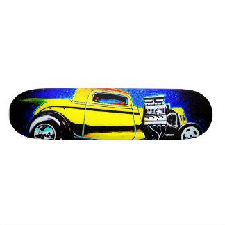 American Graffiti 2009 Custom Skateboard