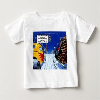 American Graffiti Christmas Baby T-Shirt