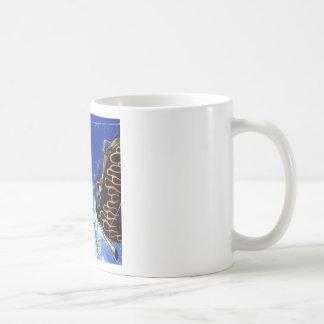 American Graffiti Christmas Classic White Coffee Mug