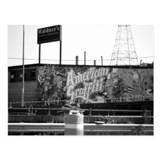 American Graffiti Post Cards