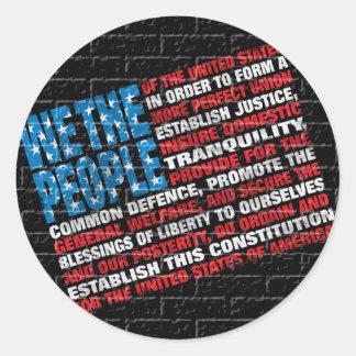 American Graffiti Stickers