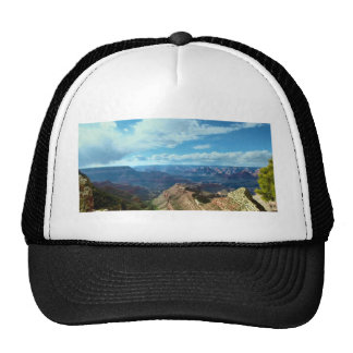 American Grand-canyon mountain ranges landscapes Trucker Hat