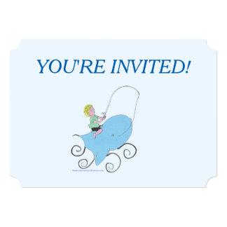American Granny Tall Tales Invitation