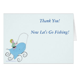 American Granny Tall Tales Thank You Cards