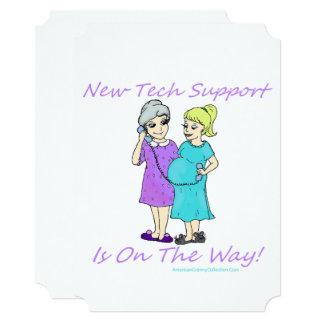 American Granny Tech Support Announcement