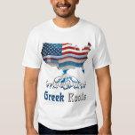 American Greek Roots Men's T-Shirts
