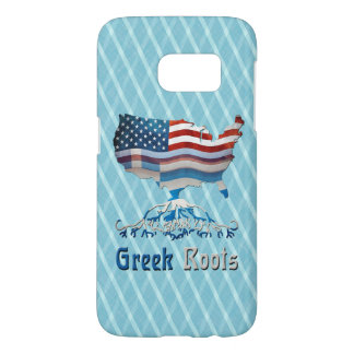 American Greek Roots Phone Case