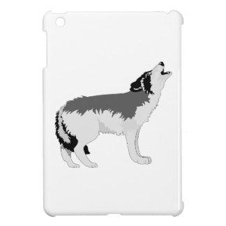 American Grey Wolf Destiny Nature iPad Mini Case