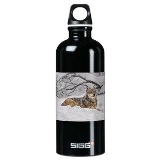American Grey Wolf SIGG Traveler 0.6L Water Bottle