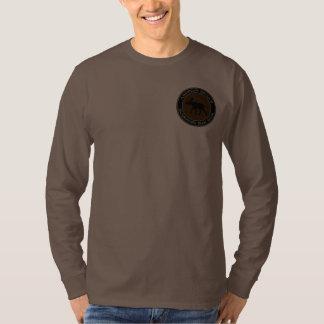 American Grouch Backwoods Bum Gear Long Sleeve T Shirt