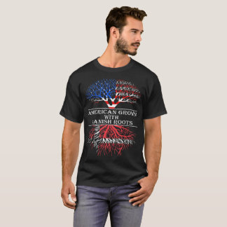American Grown With Danish Roots T-Shirt