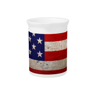 American Grunge Beverage Pitcher