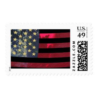American Grunge Postage
