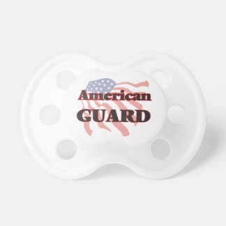 American Guard BooginHead Pacifier