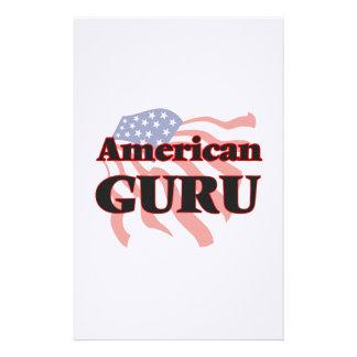 American Guru Stationery