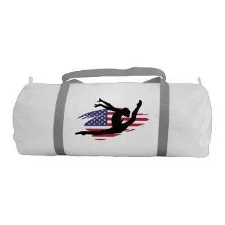 American Gymnast Gym Bag