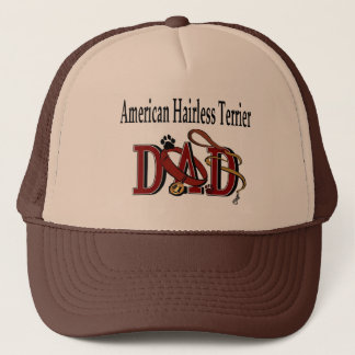 American Hairless Terrier Gifts Trucker Hat