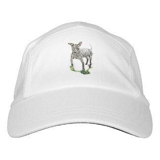 American Hairless Terrier Headsweats Hat