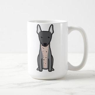 American Hairless Terrier Coffee Mug