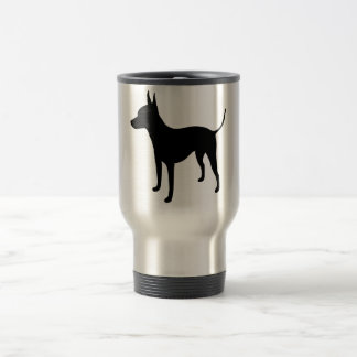 American Hairless Terrier Mugs