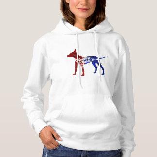 American Hairless Terrier Women's Hoodie