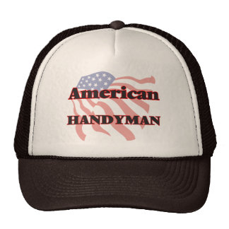 American Handyman Trucker Hat