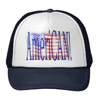 AmeriCAN! Mesh Hats