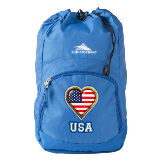American Heart Backpack