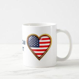 American Heart Coffee Mug