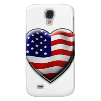American Heart Galaxy S4 Cover