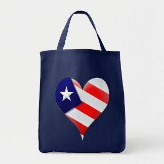 American Heart Hats Tote Bag