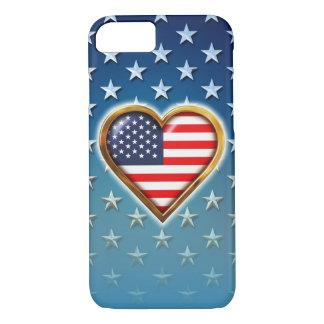 American Heart iPhone 7 Case
