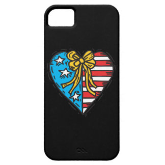 American Heart iPhone SE/5/5s Case