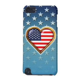 American Heart iPod Touch 5G Cover