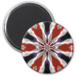 American Heart Magnet! 2 Inch Round Magnet