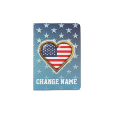 American Heart Passport Holder