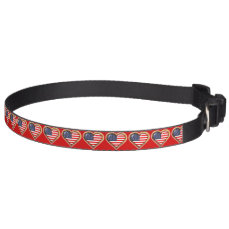 American Heart Pet Collar