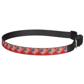 American Heart Pet Collar