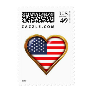 American Heart Postage